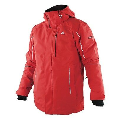 Dare2b Uprise Mens Waterproof B'able Ared 10000 VO2 Stretch Ski Jacket Red XXL