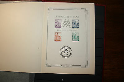 Incredible Collection Germany Russian Zones both Used and MNH incl Blocks!