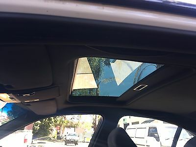 Genuine Bmw 318I E46 Sunroof