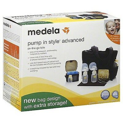 BRAND NEW!! Medela Double Breast Pump On-The-Go Tote