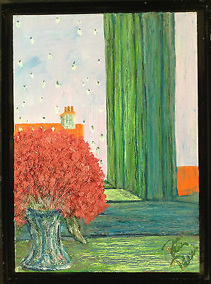 Painting - Impasto Style Signed by Artist