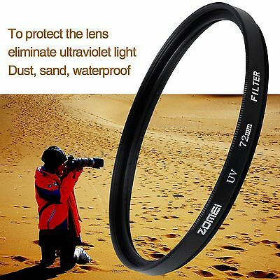 Zomei UV filter 67mm Ultra-Violet Lens protector for Canon Nikon cameras