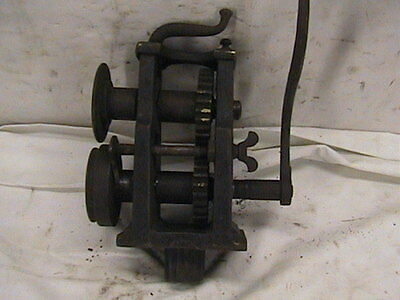 Vintage Stow Sheet Metal Rotary Machine Bead Roller Tinsmith
