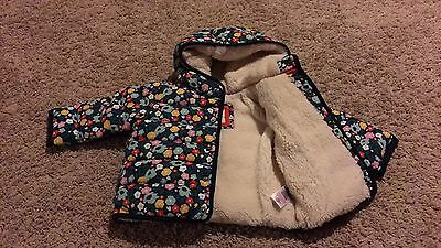 NWT Baby Boden Jacket. Size 3-6 Months.