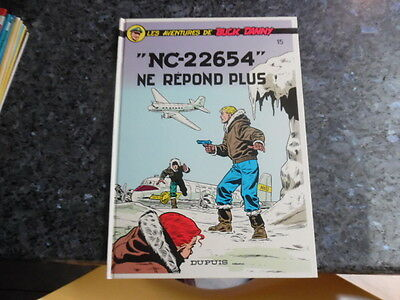 belle reedition buck danny  nc22654 ne repond plus