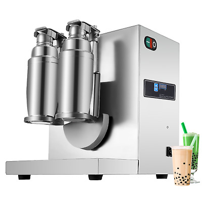 Bubble Boba milkshake maker Shaking Machine Mixer Milkshake Cream 120W 110V