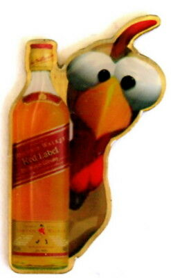 "WHISKY / WHISKEY Pin / Pins - JOHNNIE WALKER ""MOORHUHN"" [3908]"