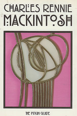 Charles Rennie Mackintosh Biography. CRM Society Glasgow, 2001; 29 p. softcover