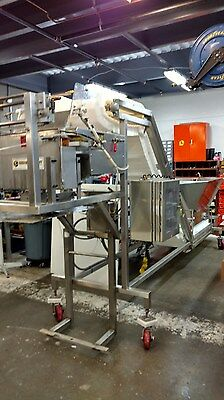 Packaging Equipment- Weigh Right Fcs-1 With T-1000 Auto Bagger