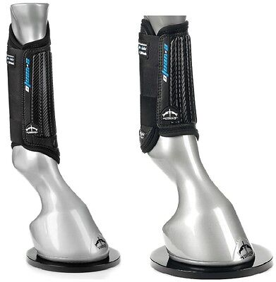 Veredus E-VENTO Eventing Ventilated Aerox Lightweigt XC/CROSS COUNTRY Boots M/L
