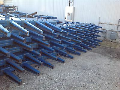 Big Double Sided Cantilever Racks