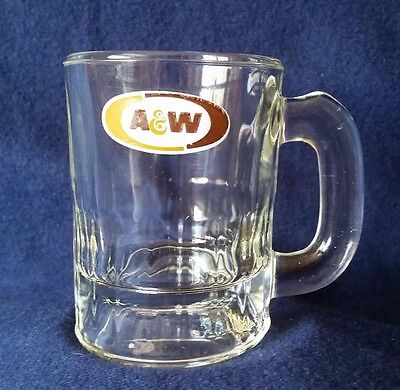 A & W Root Beer Mini Stein