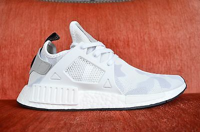 hot sale Adidas Originals NMD XR1 White Camo US Size 6 Men's