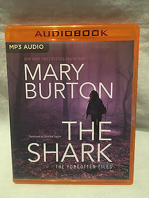 Forgotten Files: The Shark 1 by Mary Burton (2016, MP3 CD, Unabridged) AUDIOBOOK