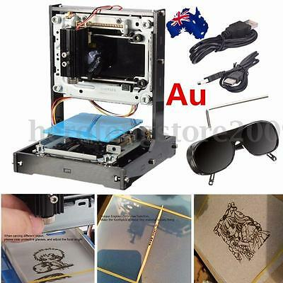 NEJE Black 500mW USB Laser Printer Engraver Laser Engraving Cutting Machine AU