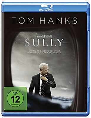 Sully Blu-ray - NEU OVP - Tom Hanks