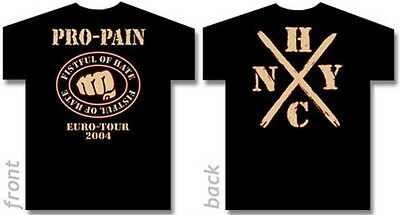 Pro-Pain - Fistful of Hate - black - T-Shirt - Größe Size XL - Neu