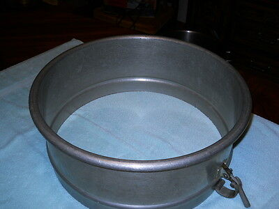 Hobart  60 qt. Bowl extension ring stainless steel