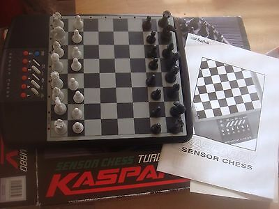 Saitek Kasparov Sensor Chess Electronic Chess Spare Playing Pieces