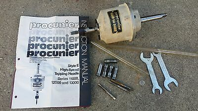procunier tapping head model 2
