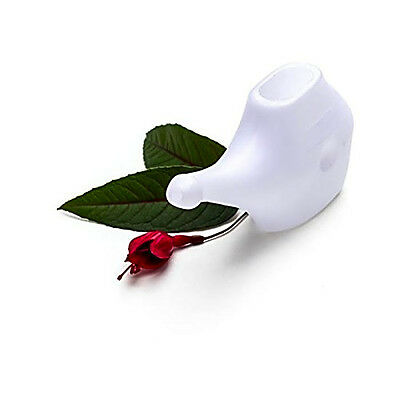 Neti pot plastic White
