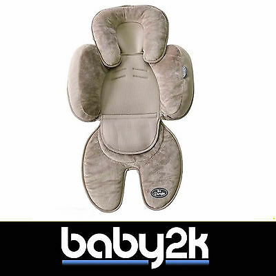 Bo Jungle B-Snooze 3 in 1 Baby Seat Liner Full Body Support Pillow Taupe BNIB