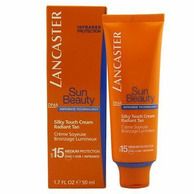 Lancaster Sun Beauty Silky Touch Cream SPF 15 50 ml Gesicht Face Sonnencreme