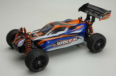 DHK Wolf EP 4WD RTR 1/10 Brushless RC Buggy RRP £254.99