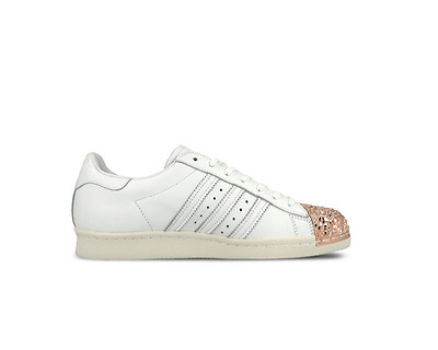 huge discount 8a4a8 3d0cd Sportive Sportive Superstar W Adidas Scarpe Rame Sneakers Shoes Shoes Shoes  Bianco Donna Zpnw0qv