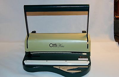 Akiles OffiWire Punch & Binding USED & Binding Wire
