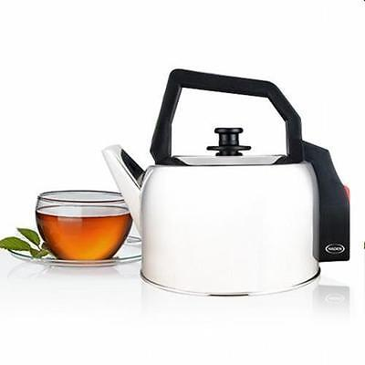 Haden Corded Electric Kettle - Traditional SS 1.8Litre 2.2kW HK1323