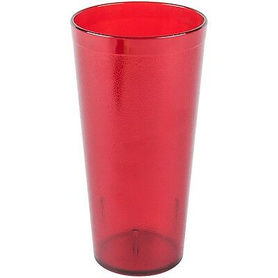 New 16 oz. Restaurant Tumbler Beverage Cup Stackable Cups Break-Resistant... NEW