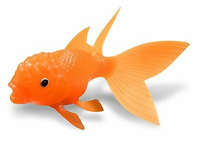 Fred & Friends KOI TOY Light-Up Bath Goldfish NEW