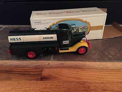 1983 The First Hess Truck  - Mint in Box  Toy Collectible
