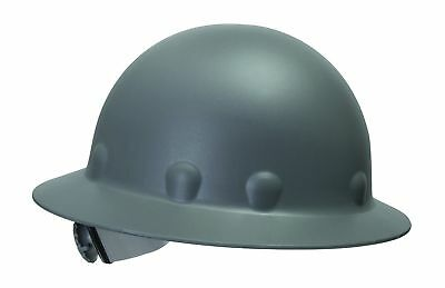 Fibre-Metal by Honeywell P1ARW09A000 Roughneck Full Brim Hard Hat with St... NEW