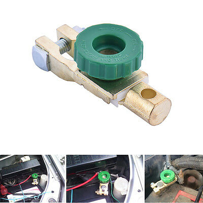 Universal Battery Terminal Link Switch Kill Cut-off Disconnect Car Truck Parts