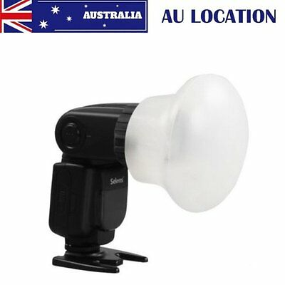 Selens Magnetic Flash Modifier Diffuser For Nikon Canon YongNuo Speedlite AU