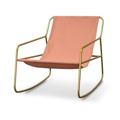 Roxana Rocking Chair - Pink