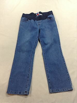 Women's Maternity Blue Jeans  Size XL 16-18 Great Condition