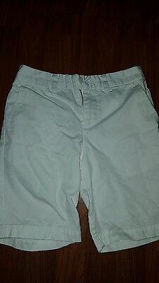 Boys Polo Ralph Lauren White Summer Shorts Size 10