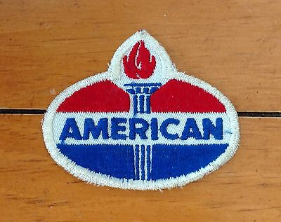 Vintage American Uniforms Patch Oil Gas Standard Oil