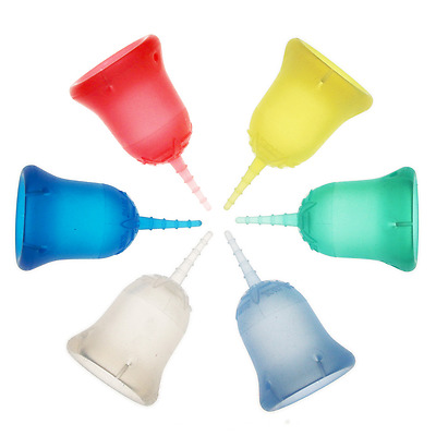 SckoonCup Silicone Menstrual Cups
