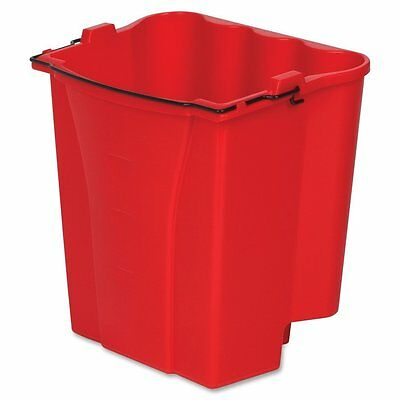 Rubbermaid Commercial Dirty Water Bucket for WaveBrake Mop Buckets, 18-Quart,