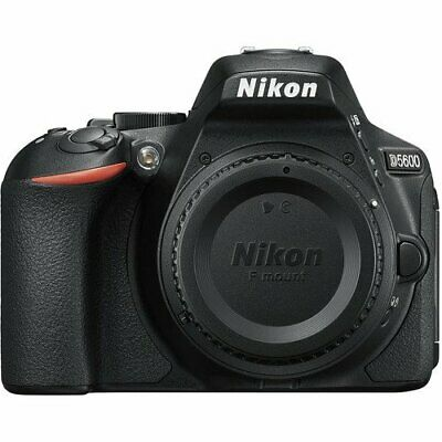 Nikon D5600 Digital SLR Camera (Body Only)