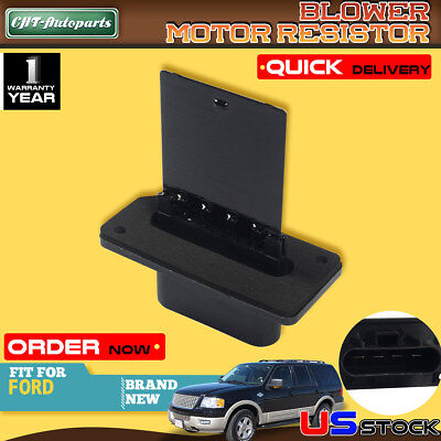 A//C AC Blower Resistor fits Ford Expedition Explorer Mercury Mountaineer MT1882