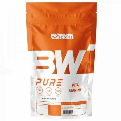 Pure Beta Alanine Powder 250g | 500g | 1kg Pre Workout Muscle Pump Supplement