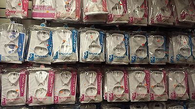 Boys & Girls NON IRON Twin Pack White school shirts/blouses with pocket SALE ON
