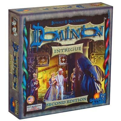 Dominion Intrigue 2nd Edition - Board Game