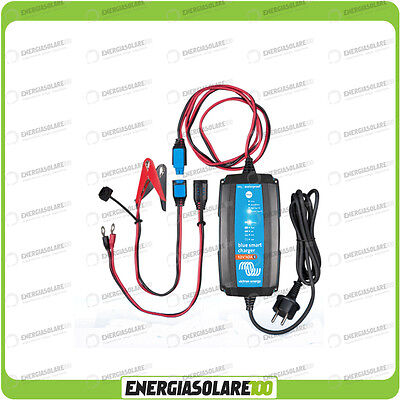 Caricabatteria Blue Smart 12V 4A IP65 Victron Energy auto, moto, camper