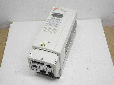 ABB ACS800 Frequenzumrichter ACS800-01-0011-3 + E202 400V 18,5A  TESTED